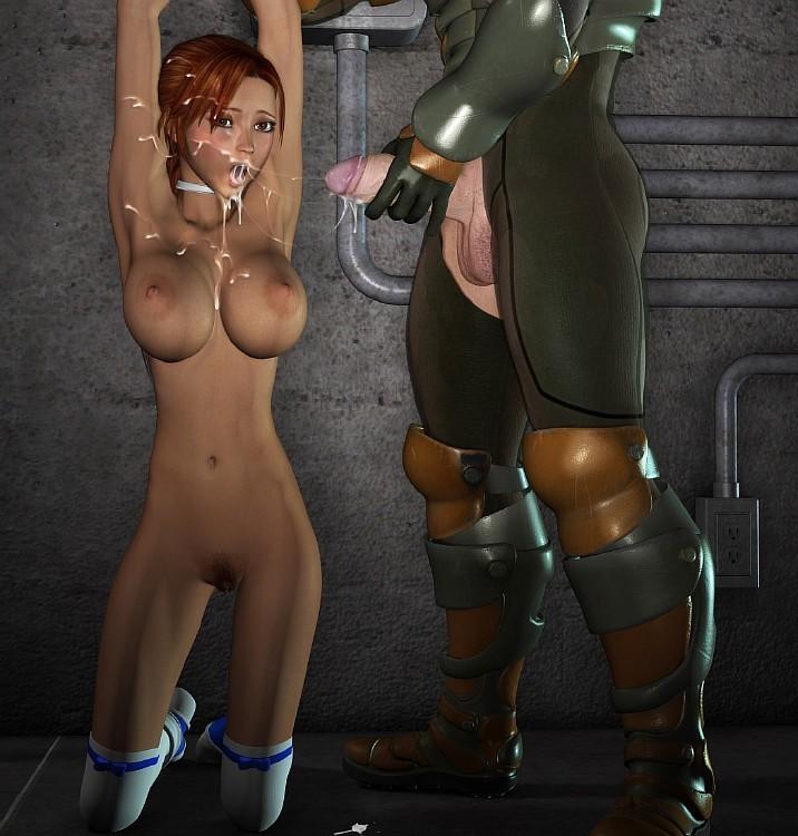 Порно комиксы 3д девушки рисунки
