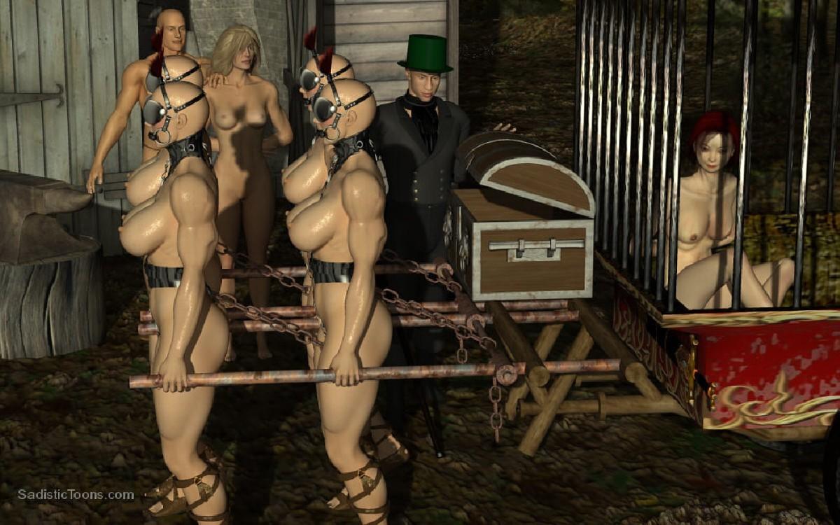 Порно бдмс рабыни